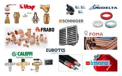 Najpoznatiji proizvođači instalacijske opreme na jednom mjestu
